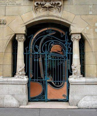 Keys for … Art Nouveau