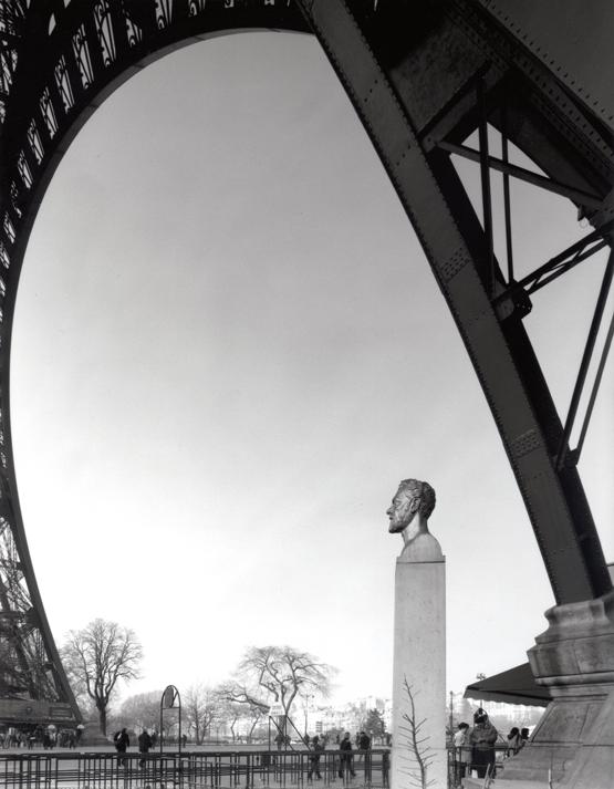La Tour Eiffel vue par Jean-Christophe Ballot