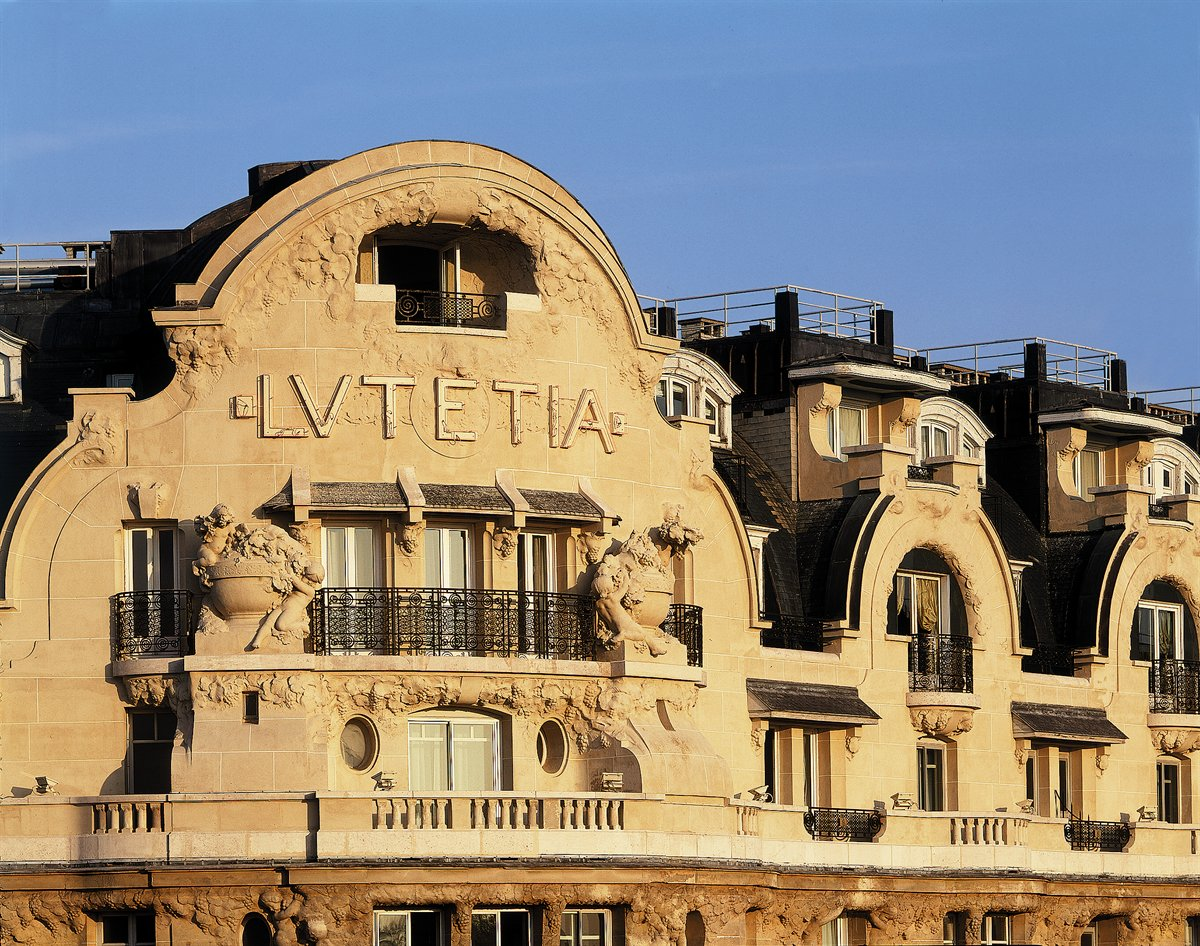 The LUTETIA : a majestic Belle Epoque palace with a Rive Gauche spirit