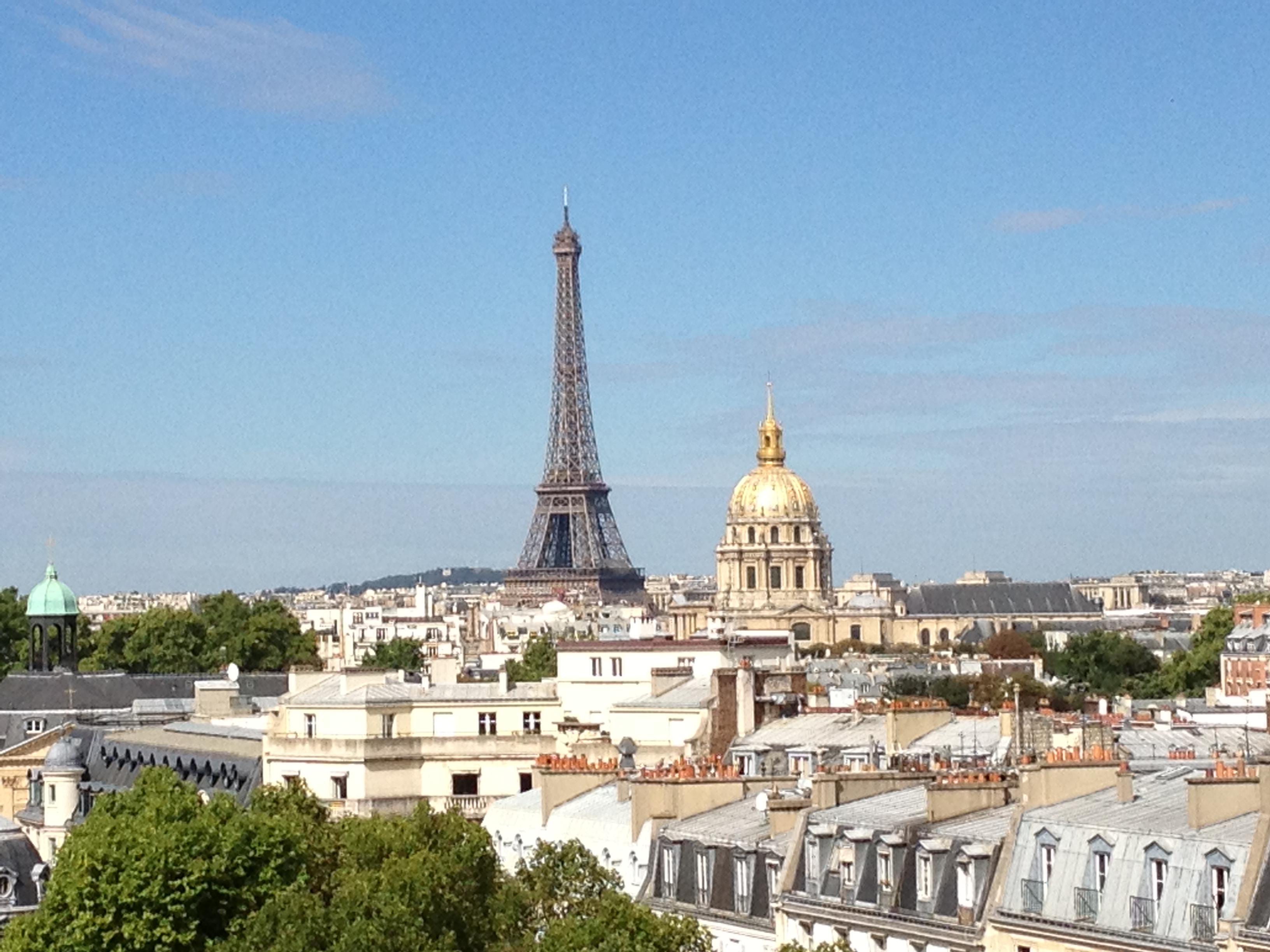 Summer exhibitions in Paris
