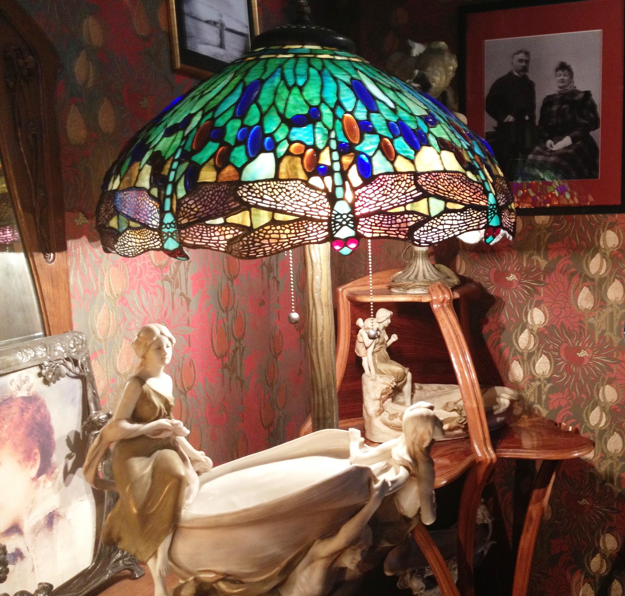 L'univers de Marcel Proust à découvrir au Musée Art Nouveau de Maxim's