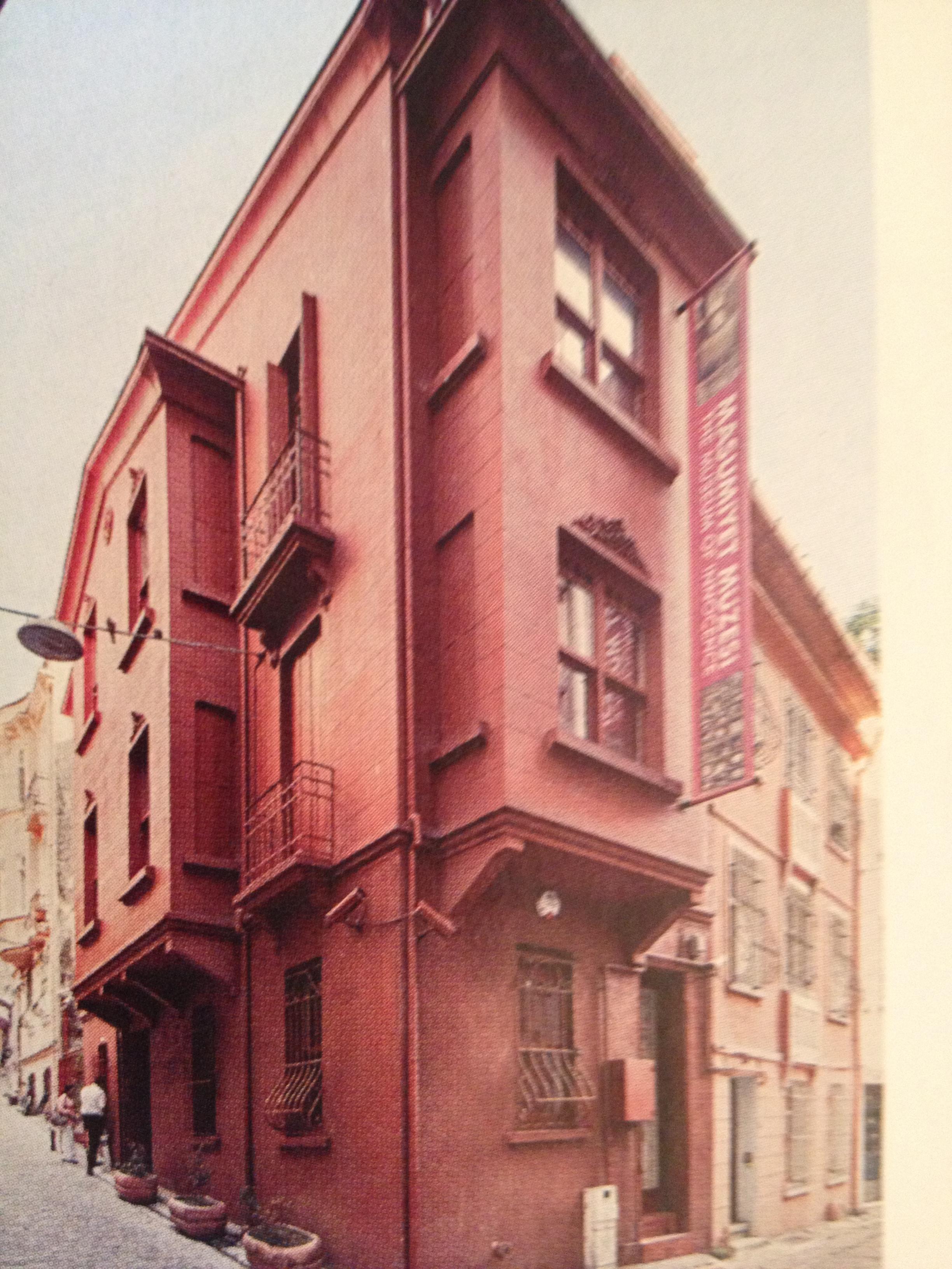 Le Musée de l'Innocence, pour une escapade en amoureux à Istanbul