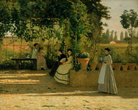 Les Macchiaioli sont au Musée de l'Orangerie