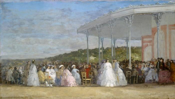 Eugène Boudin, le roi des ciels, est au musée Jacquemart-André