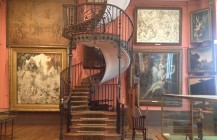 Gustave Moreau Museum reopens its doors